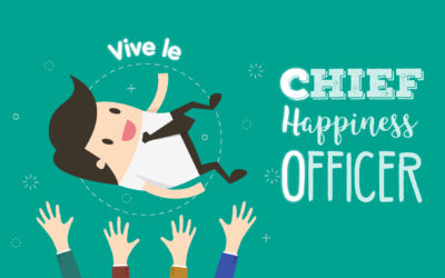 Un métier d'avenir qui fait rêver : le CHO (CHIEF HAPPINESS OFFICER)