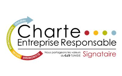 CHARTE DE L'ENTREPRISE RESPONSABLE